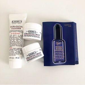 Kiehl's Skincare Sampler
